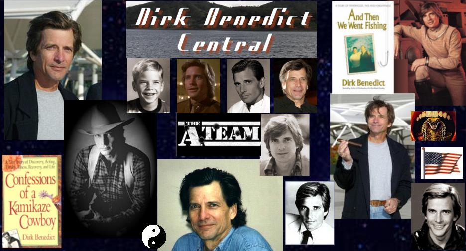 DIRK BENEDICT CENTRAL